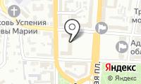 Почтовое отделение КУРСК на карте