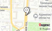 Почтовое отделение КУРСК 2 на карте