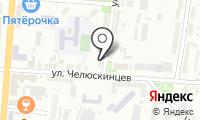 Почтовое отделение КУРСК 41 на карте
