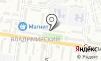 Почтовое отделение КУРСК 44 на карте