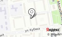 Почтовое отделение КАЛУГА 12 на карте