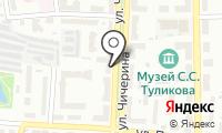 Почтовое отделение КАЛУГА 10 на карте