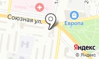 Почтовое отделение КУРСК 22 на карте