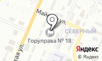 Почтовое отделение КАЛУГА 31 на карте