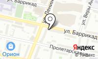 Почтовое отделение КАЛУГА 21 на карте