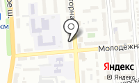 Почтовое отделение КАЛУГА 9 на карте