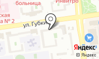 Почтовое отделение БЕЛГОРОД 4 на карте