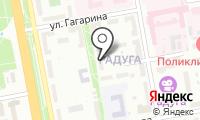 Почтовое отделение БЕЛГОРОД 7 на карте
