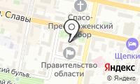 Почтовое отделение БЕЛГОРОД 5 на карте
