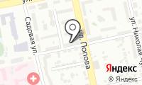 Почтовое отделение БЕЛГОРОД 14 на карте