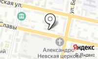 Почтовое отделение БЕЛГОРОД 26 на карте