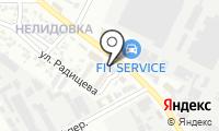 Почтовое отделение БЕЛГОРОД 6 на карте