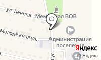 Почтовое отделение АВАНГАРД на карте
