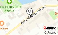 Почтовое отделение ДУБНА 6 на карте