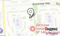 Наше такси на карте