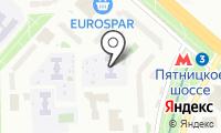 Детский сад №2302 на карте
