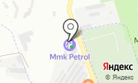 АЗС Альфа-Петрол на карте