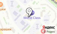 Fizkult на карте