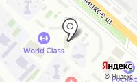 Митино на карте