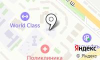 Детский сад №2264 на карте