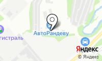 МИЦ ГСМ на карте