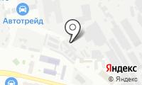 Автодормех-комплекс на карте