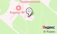 Центральная клиническая больница Управления Делами Президента РФ на карте