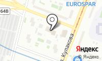 Пожарная часть №58 на карте