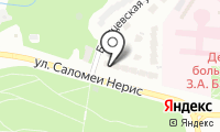 РТК на карте