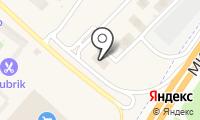 Фрагра на карте