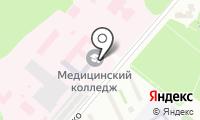 Субал на карте