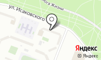 Кировская поисково-спасательная станция на карте