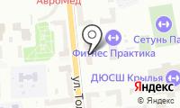 Foxtime.ru на карте
