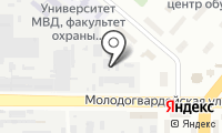 ColoCAT на карте