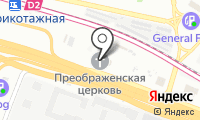 Храм Преображения Господня в Тушине на карте