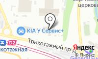 ВеерВент на карте