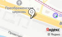 Парковкин на карте