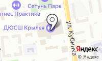 Катание.ру на карте