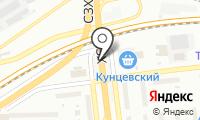 Олег и Ко на карте