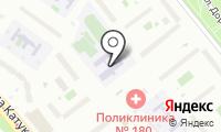 Кадетская школа №1721 на карте
