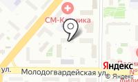 Центральное казачье войско на карте