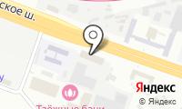 ТеплоСити на карте