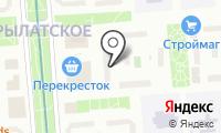 Гвенделен на карте