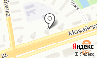 Айрис на карте