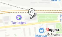 Народный гараж на карте