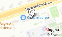 Альт Телеком на карте