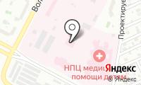 Городская клиническая больница №17 на карте