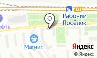 ПаркПлюс на карте
