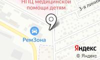 5-й микрорайон Солнцево на карте