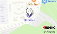 NeoFit на карте